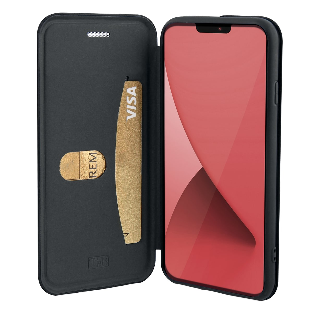 Premium folio case for iPhone 12 Pro Max.