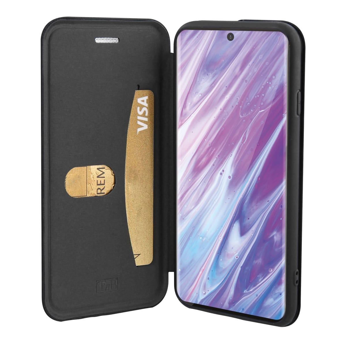 Premium folio case for Samsung Galaxy S20 Ultra.