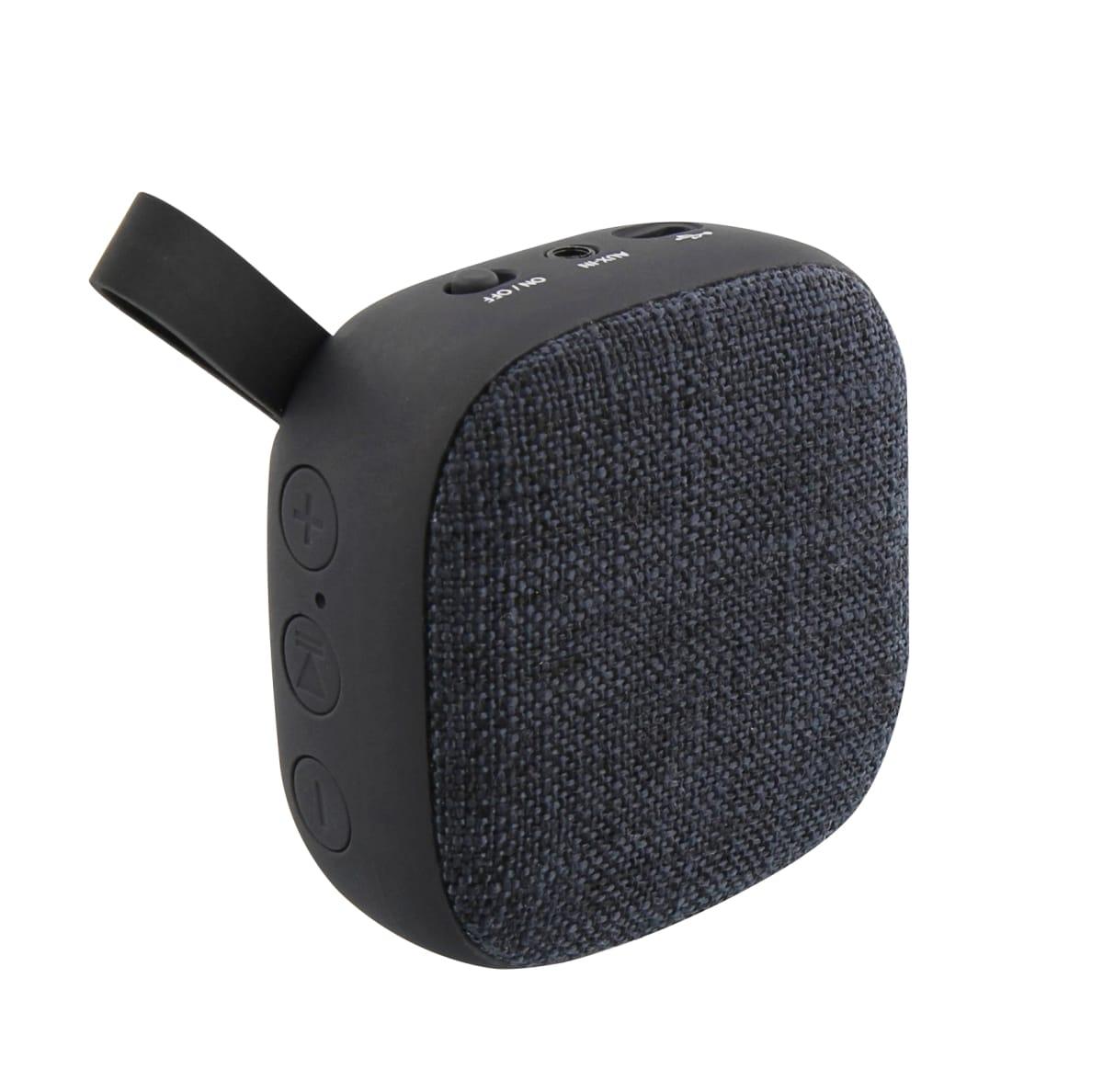 Wireless speaker RECORD V1 black