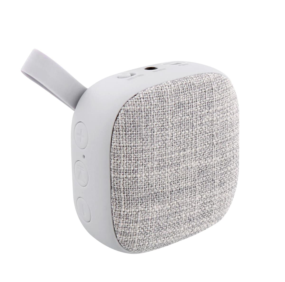 Wireless speaker RECORD V1 grey