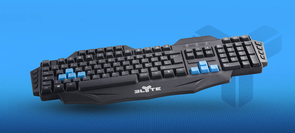 ELYTE GAMING BLACKBIRD KEYBOARD