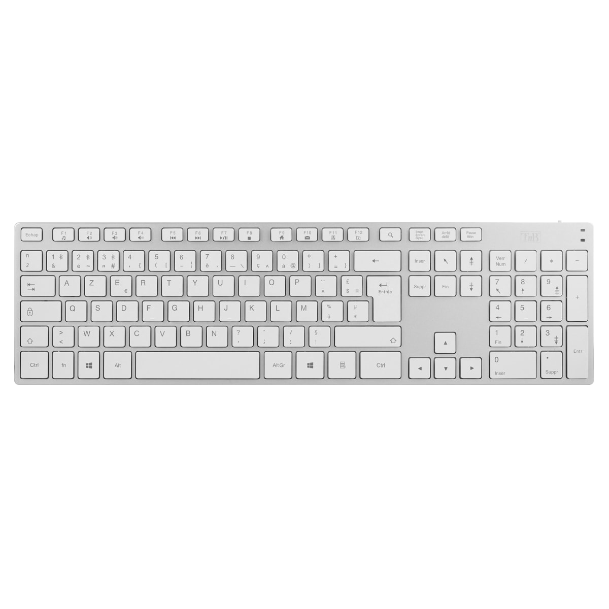 Rechargeable Bluetooh keyboard for WINDOWS