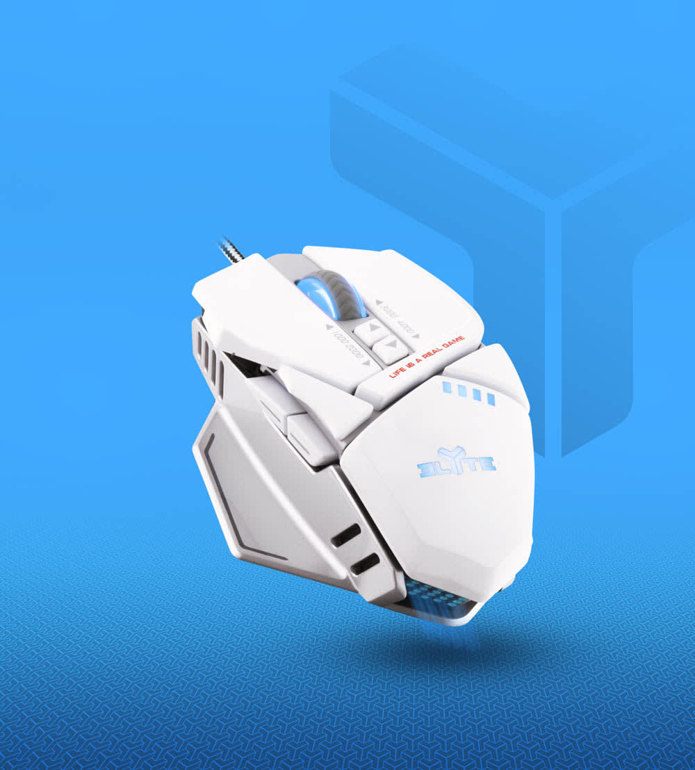 ELYTE GHOST GAMING MOUSE
