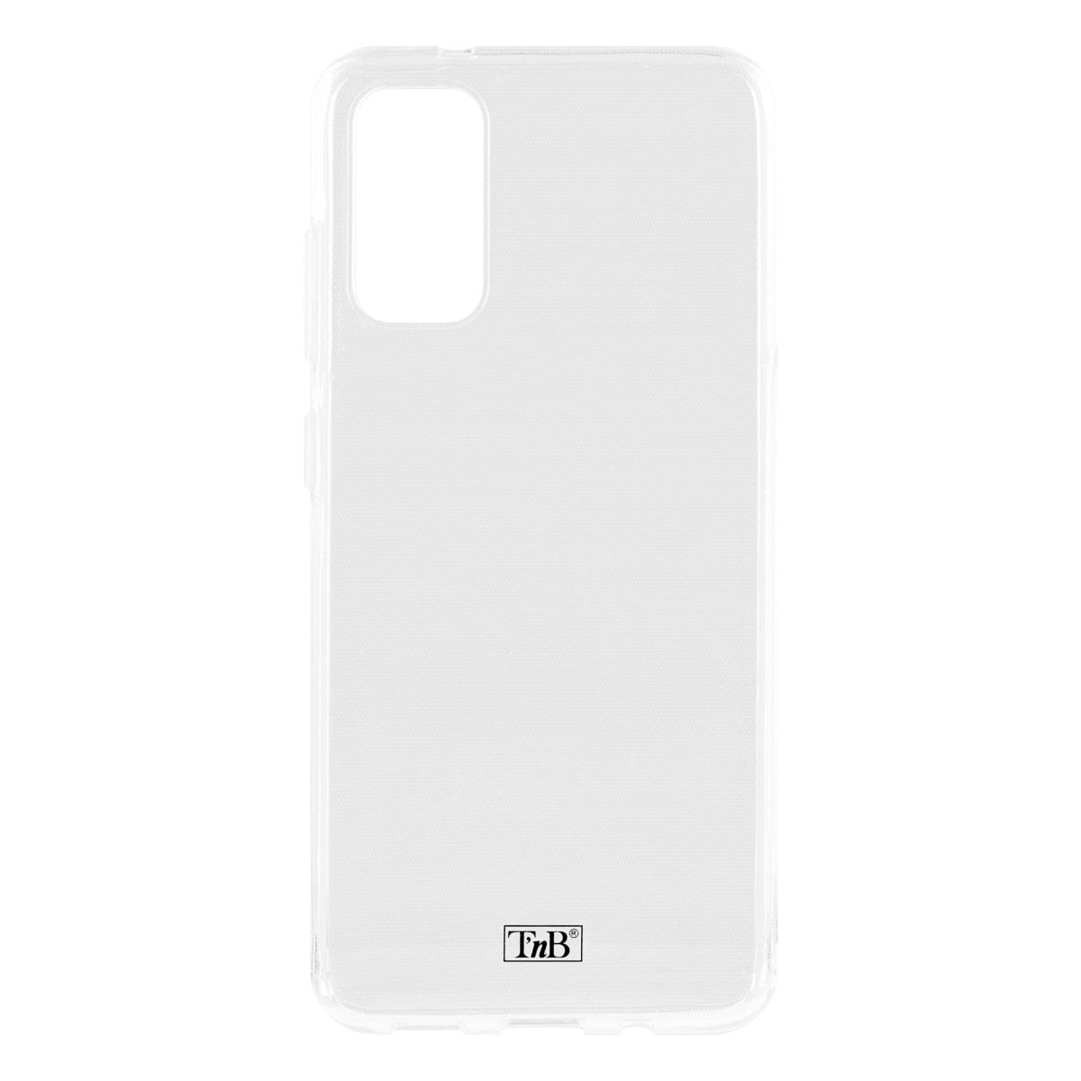 Coque souple transparente pour Samsung Galaxy S20