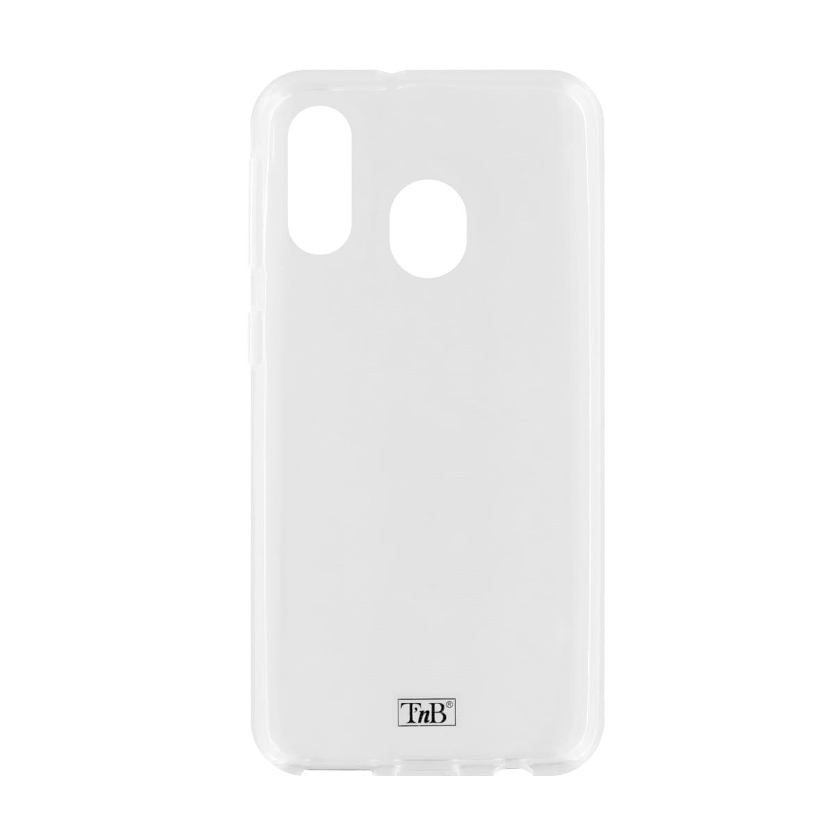 Samsung A40 transparent soft case