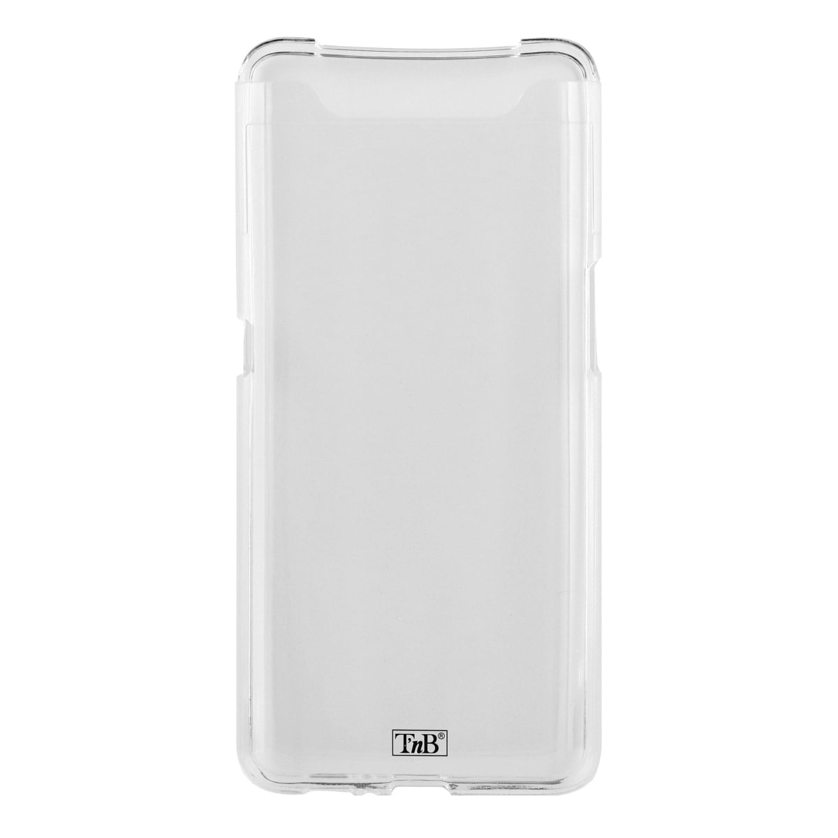 Samsung A80 transparent soft case
