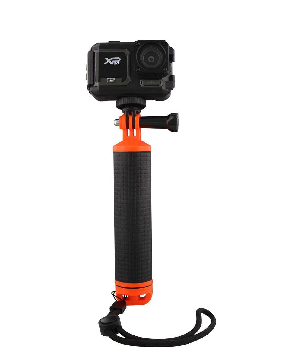 FLOATING HANDLE FOR SPORTS CAMERA