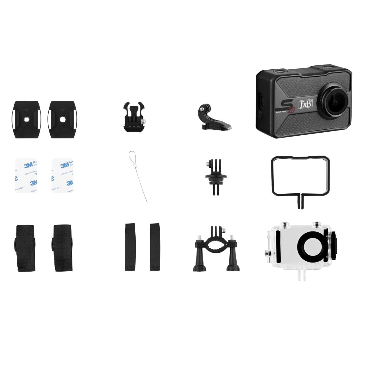 S20 sport camera