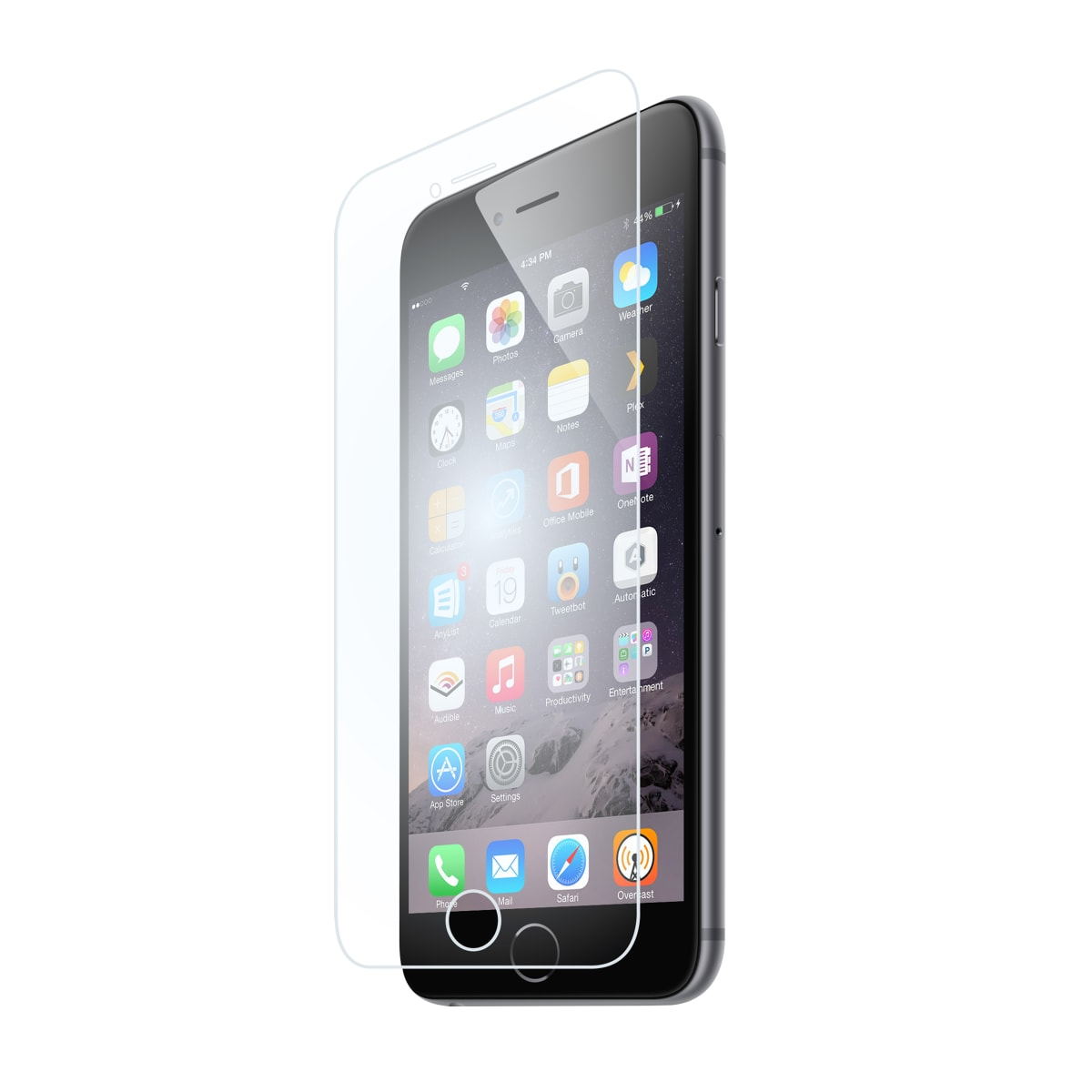 Tempered glass protection for iPhone 6-6S