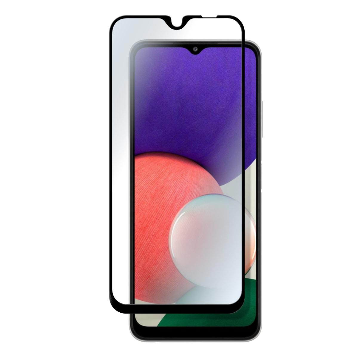 Protection intégrale en verre trempé pour Samsung Galaxy A22 5G