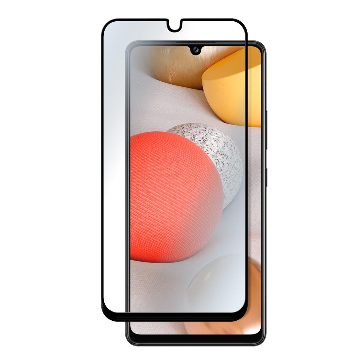 Protection intégrale en verre trempé pour Samsung Galaxy A42