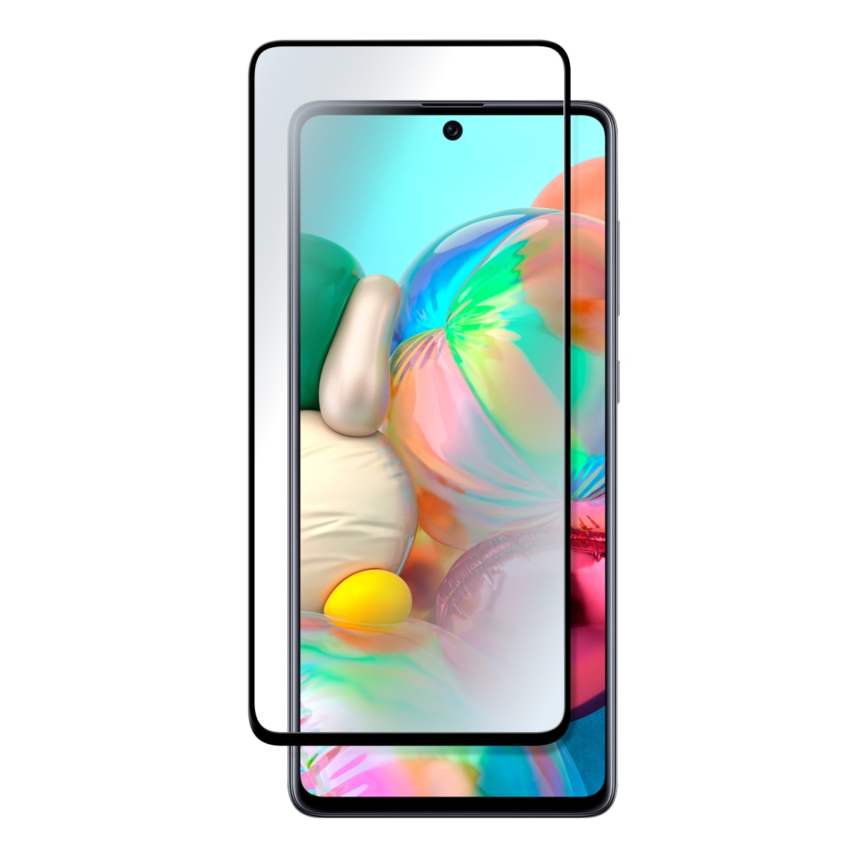 Protection intégrale en verre trempé pour Samsung Galaxy A72 4G et 5G