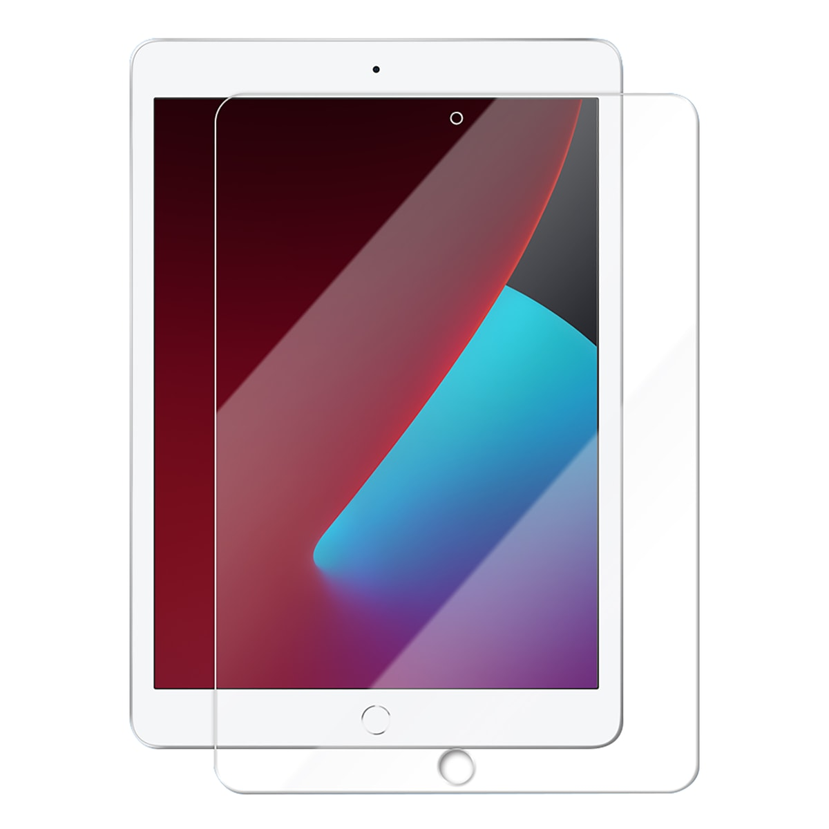 Tempered glass protection for iPad 7th/8th generation
