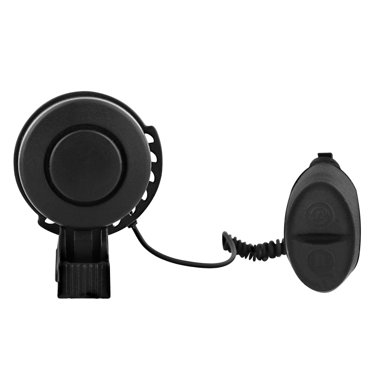 Electronic bell for handlebar