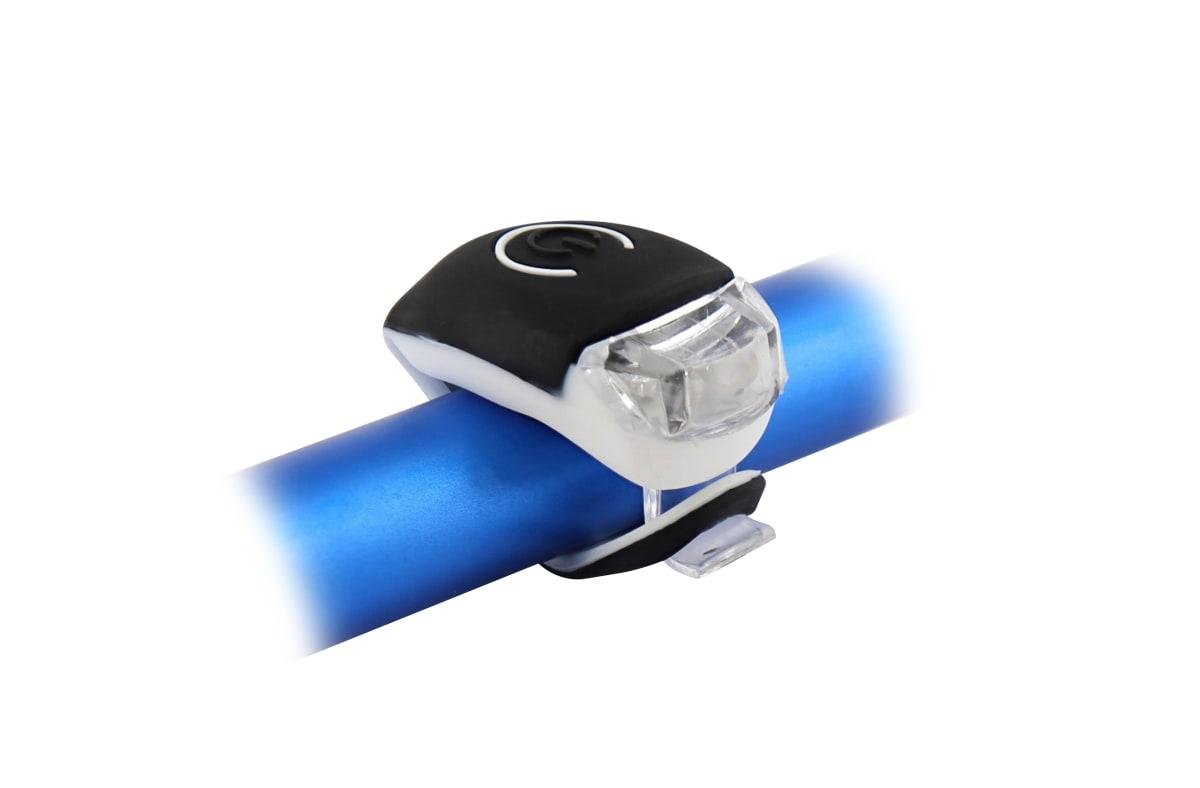 Mini éclairage avant LED vélo/ trottinette