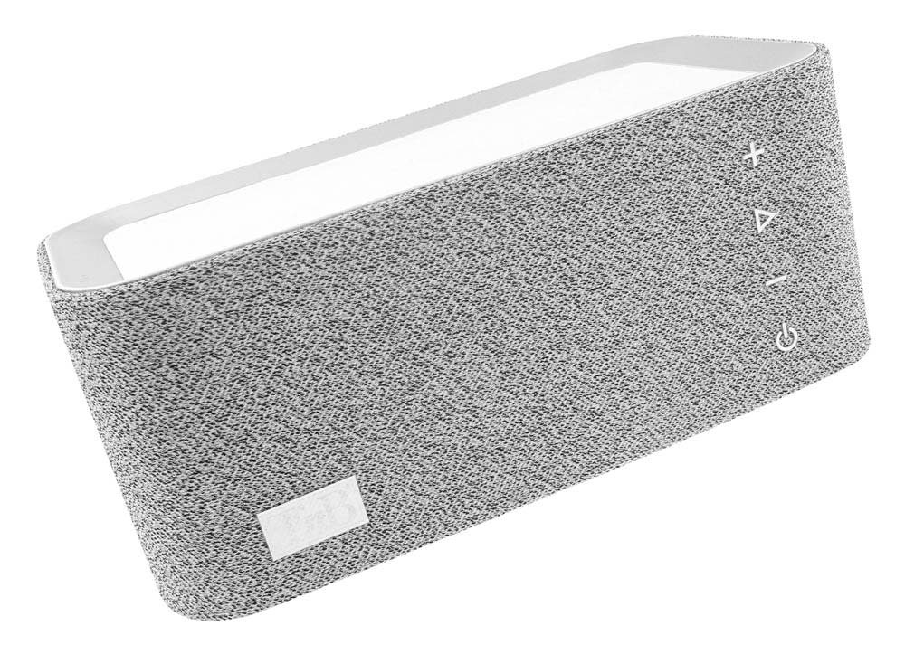 Wireless speaker ICONIQ charging station