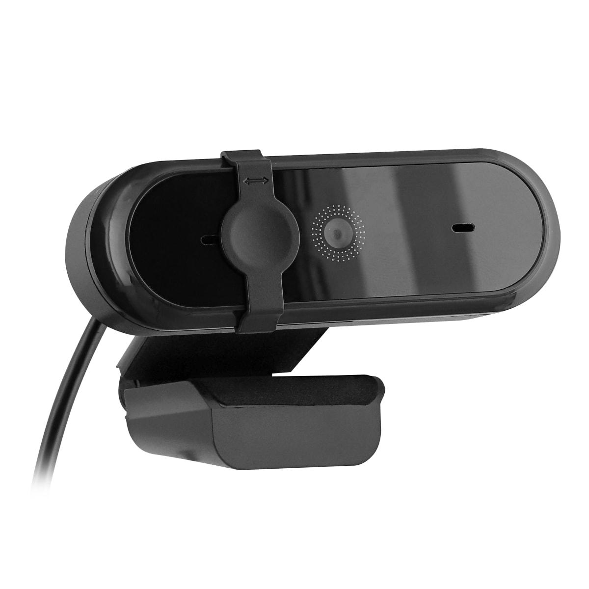 USB 2.0 wired webcam - Full HD 1080P autofocus