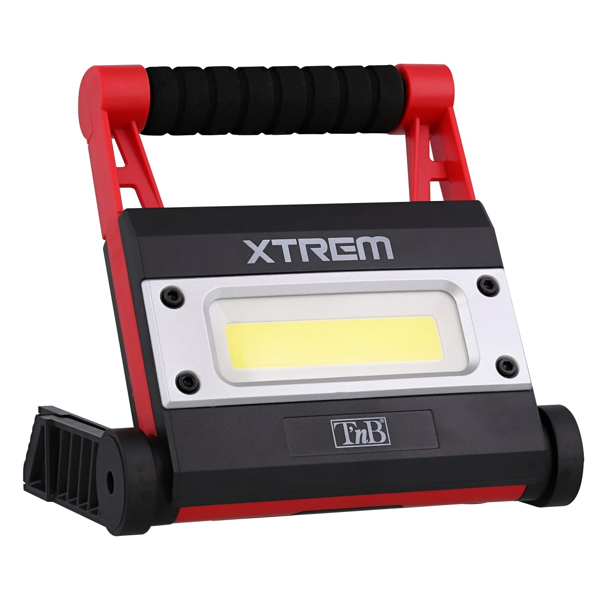 XTREMWORK outdoor floodlight with powerbank