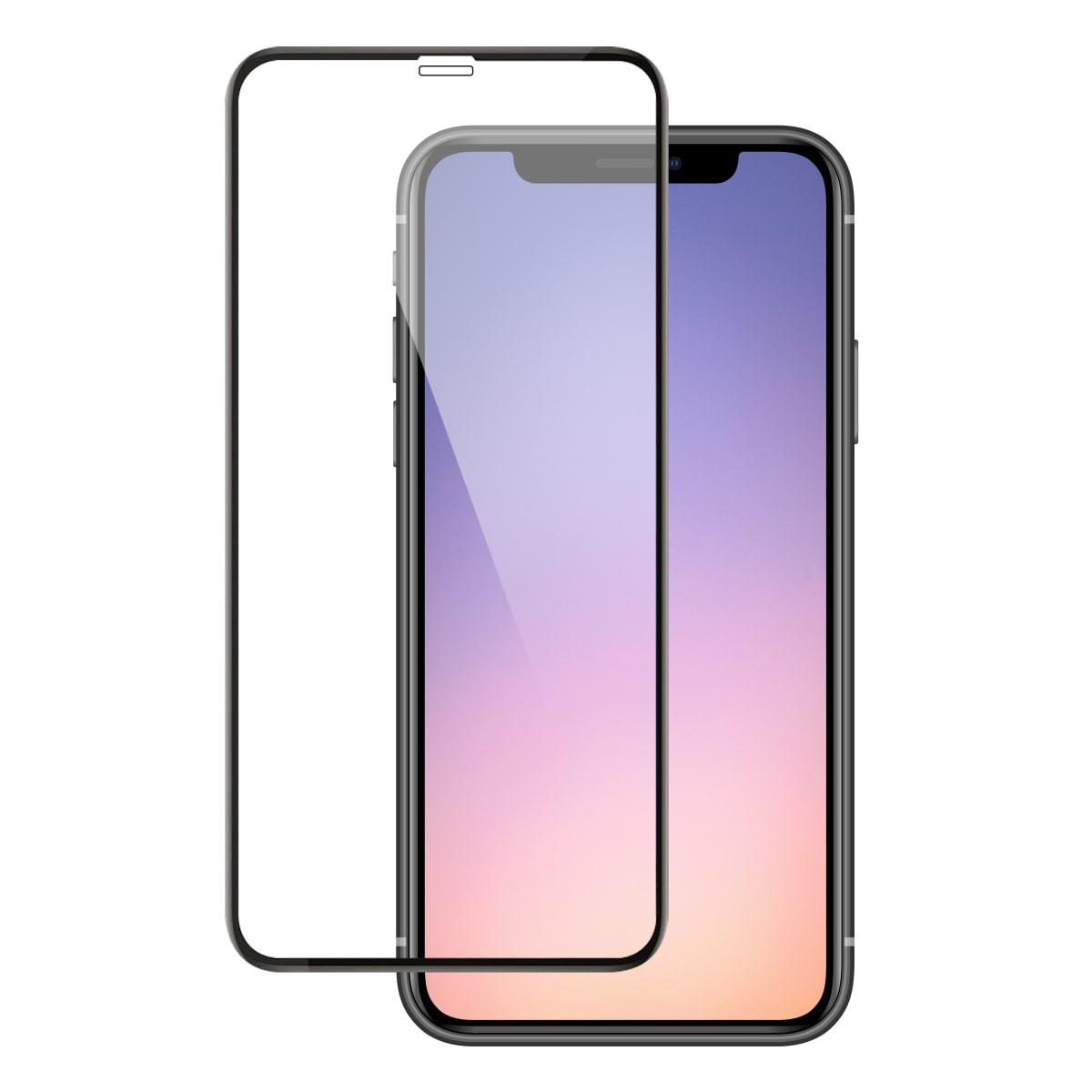 Protection intégrale en verre trempé pour iPhone X/XS/11Pro XTREMWORK