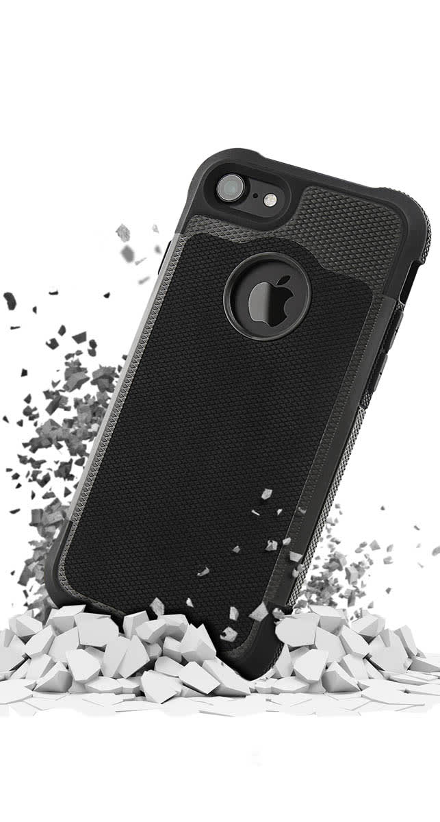 XTREMWORK reinforced protection case for iPhone 8/7/6