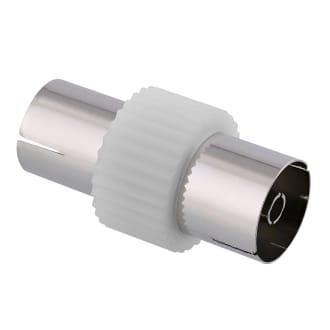 9.5mm male / 9mm female TV antenna adapter