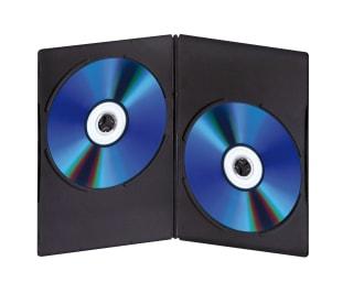 DVD cases x20 SLIM