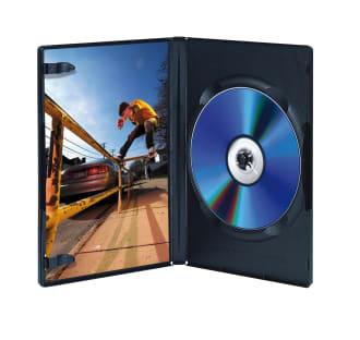 DVD cases x 10 STANDARD