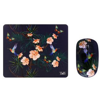 Bundle mouse pad and wireless mouse AMAZON EXCLUSIV