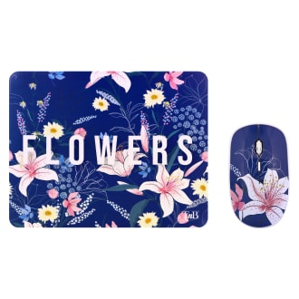 Bundle mouse pad and wireless mouse GARDEN EXCLUSIV