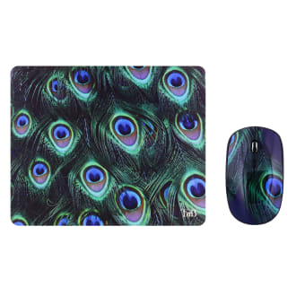 Bundle mouse pad and wireless mouse IMPER EXCLUSIV