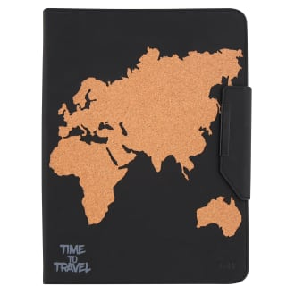 "Etui folio universel + stylet pour tablette 10"" TRAVEL"