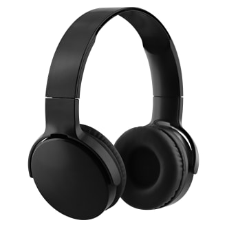 SINGLE Bluetooth headphone black