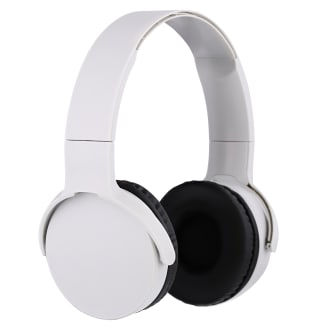 SINGLE Bluetooth headphone silver