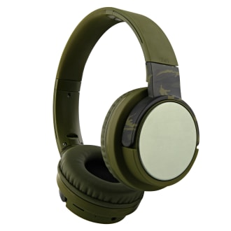 SHINE Bluetooth headphone camo