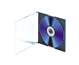 Boîtiers pour CD x10 SLIM