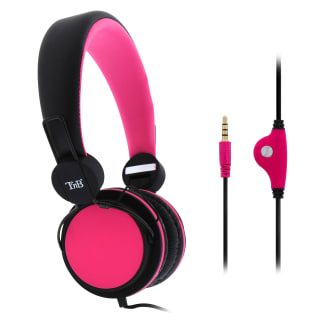 BE COLOR jack 3,5mm wired headphone pink