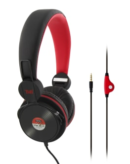 BE COLOR jack 3,5mm wired headphone black