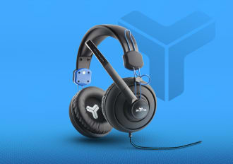 ELYTE EAGLE GAMING HEADSET  USB 7.1 VIRTUAL GAMING HEADSETS