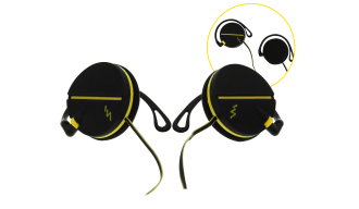 SPORT Clip jack 3,5mm wired headphone