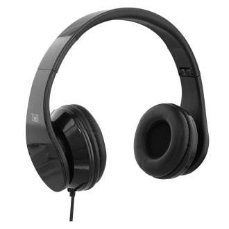 STREAM jack 3,5mm wired headphone black