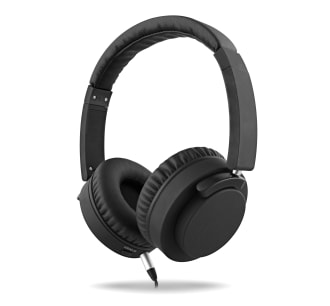 TRAVEL 2 in 1 active noise cancelling Bluetooth headphone