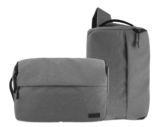 PHOTO BAG 2 IN 1 - GREY