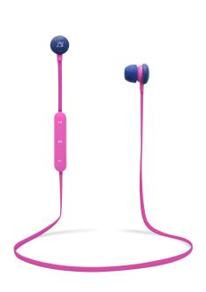 Bluetooth earphones TREND pink