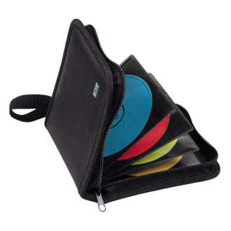 Case for 32 CDs