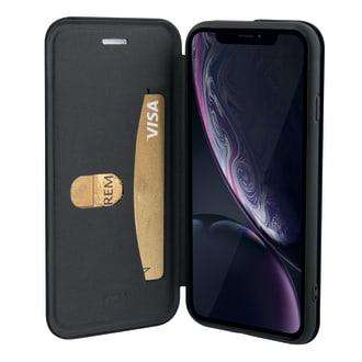 Premium folio case for iPhone XR