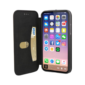 Premium folio case for iPhone X