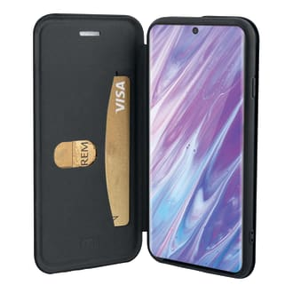 Premium folio case for Samsung Galaxy S20 Plus.