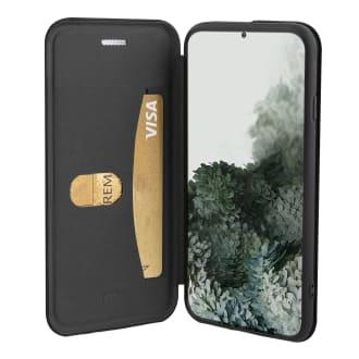 Etui folio premium pour Samsung Galaxy S21 Plus.