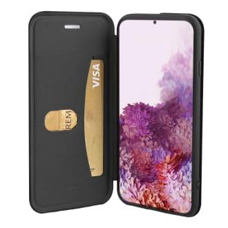 Premium folio case for Samsung Galaxy S21