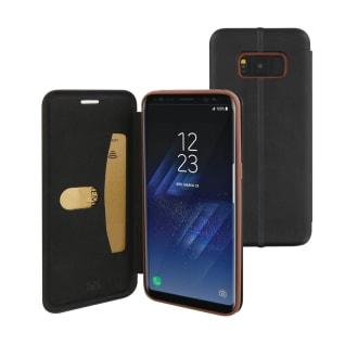 Premium folio case for Samsung Galaxy S8